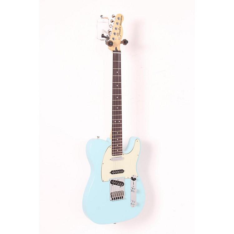 FenderDeluxe Nashville Rosewood Fingerboard TelecasterDaphne Blue888365904054