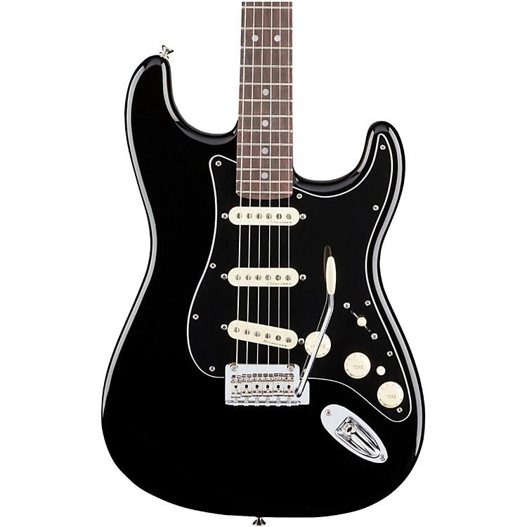 FenderDeluxe Rosewood Fingerboard StratocasterBlack