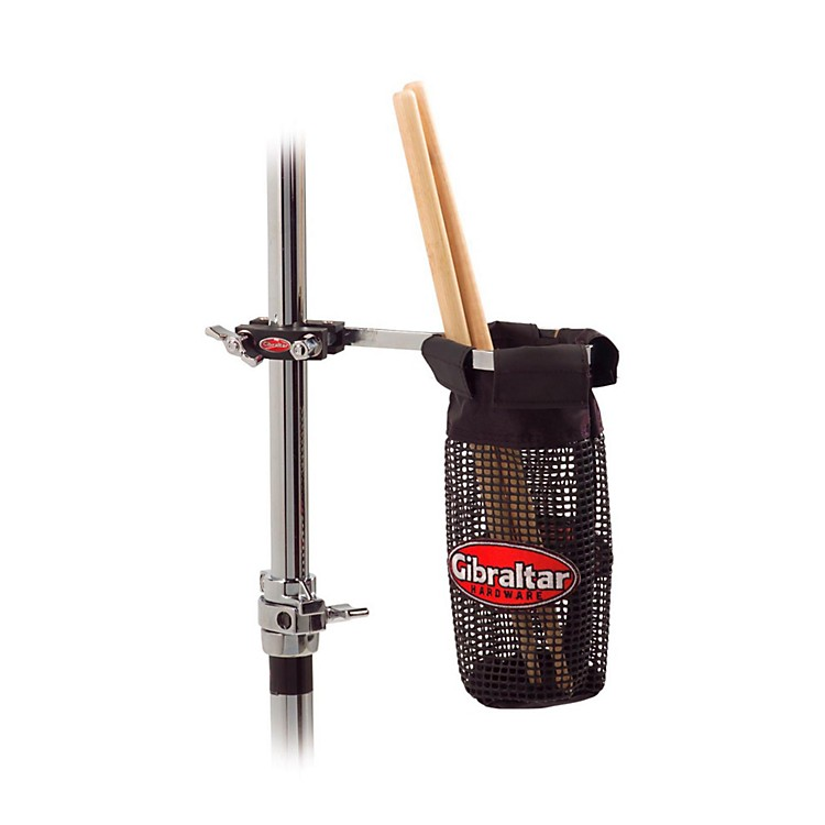 Gibraltar Deluxe Stick Holder Black
