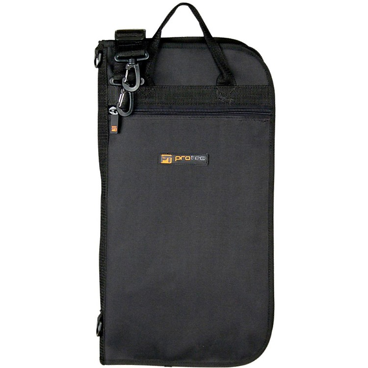 Protec Deluxe Stick/Mallet Bag with Shoulder Strap Black