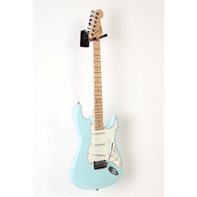 SquierDeluxe Strat Electric GuitarDaphne Blue888365917818
