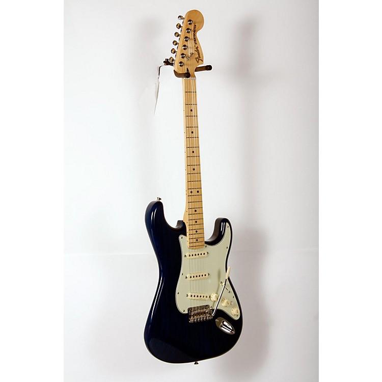 FenderDeluxe Stratocaster Maple FingerboardTransparent Sapphire Blue888365898230