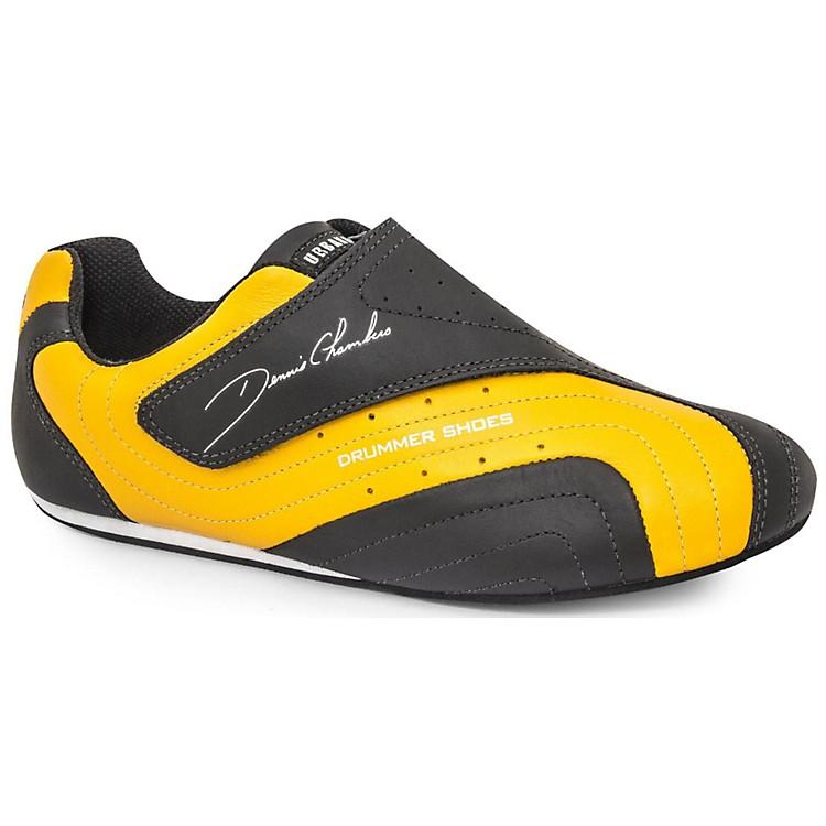 Urbann BoardsDennis Chambers Black-Yellow11.5