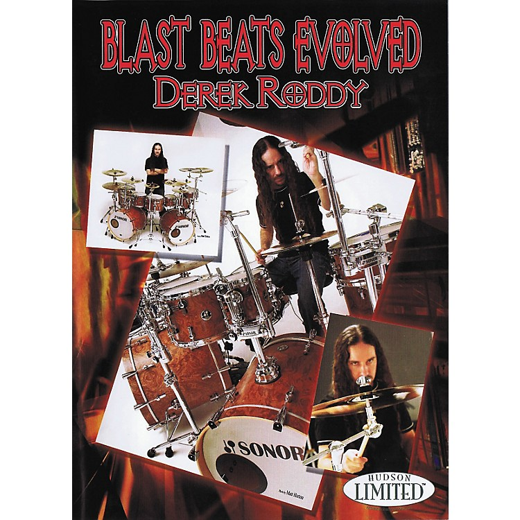 Hudson MusicDerek Roddy Blast Beats Evolved (DVD)