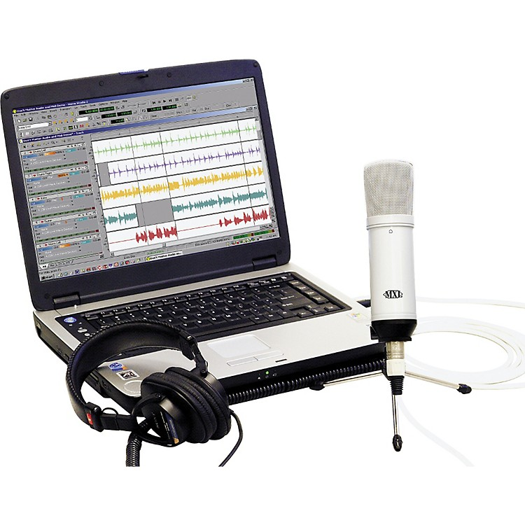 MXLDesktop Recording KitWhitePC