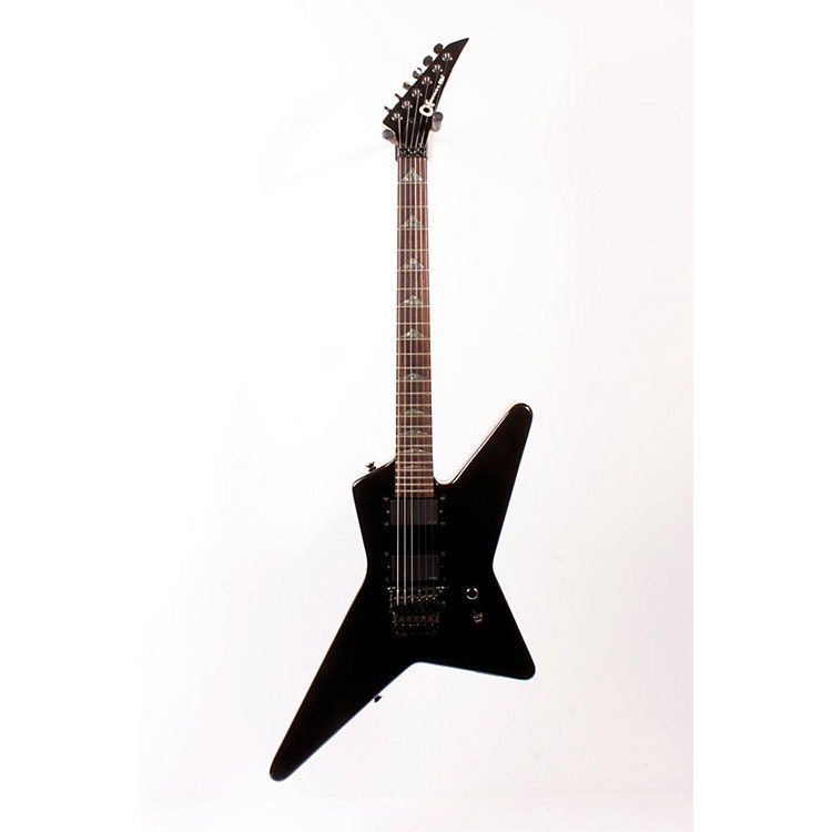 Charvel Desolation DST1-FR Star Electric Guitar Black 888365001500