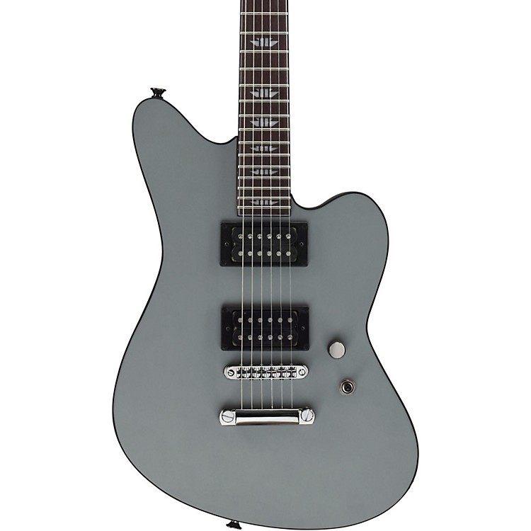 Charvel Desolation Skatecaster 3 Electric Guitar Flat Gray