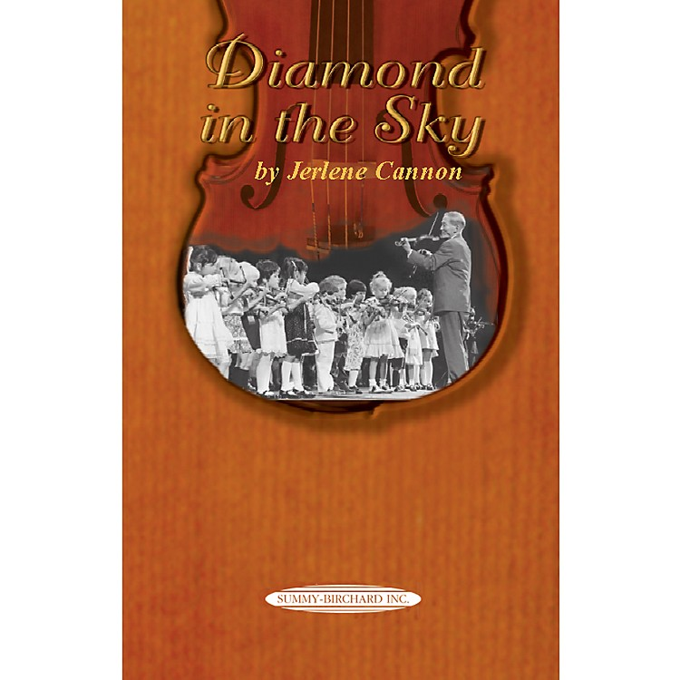 Alfred Diamond in the Sky (A Suzuki Biography) Book