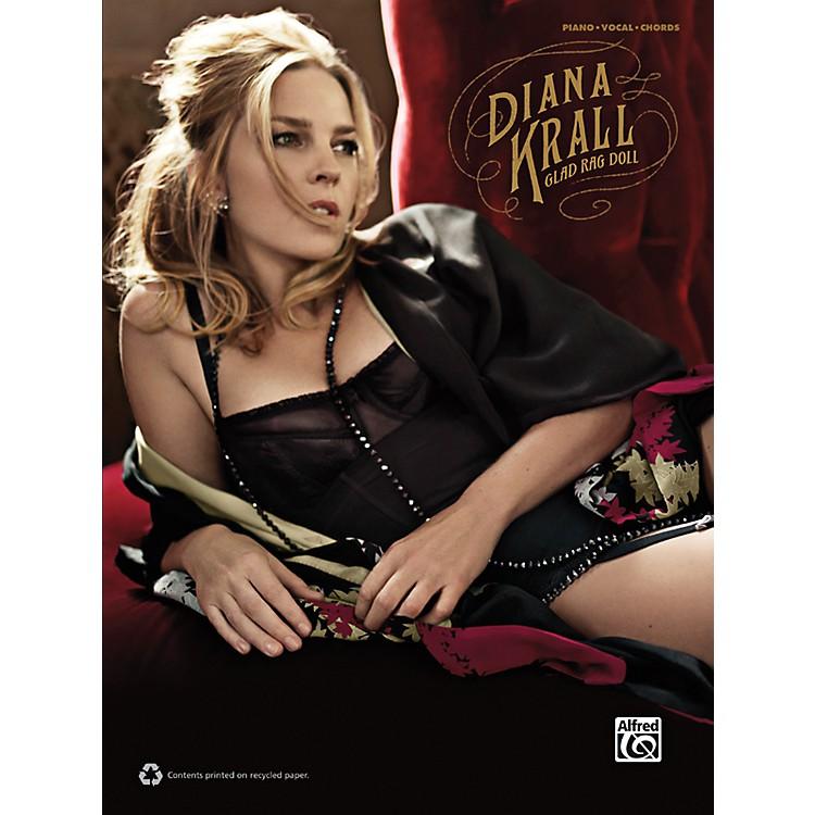 AlfredDiana Krall - Glad Rag Doll P/V/G Book