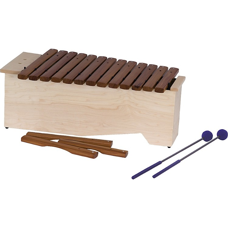 LyonsDiatonic Alto Xylophone with Mallets