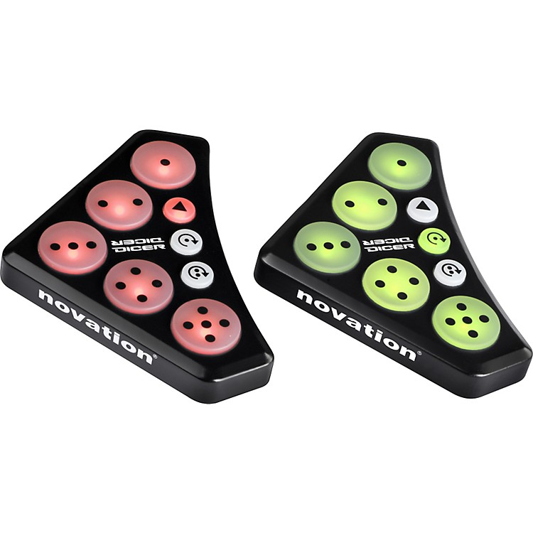 NovationDicer DJ Cue Point and Looping Controller