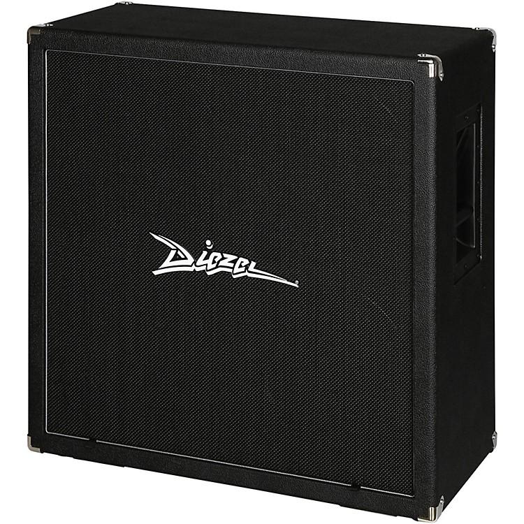 DiezelDiezel 412-FV 240W 4x12 Front-Loaded Guitar Amplifier CabinetBlack