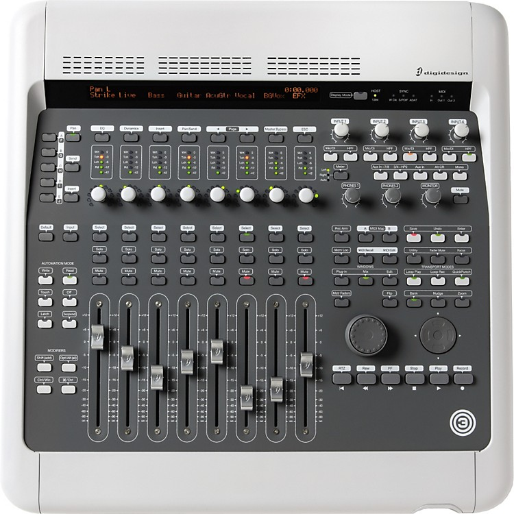 Digidesign Digi 003 Factory Pro Tools LE Workstation