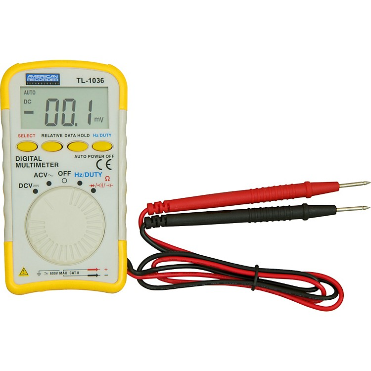 American Recorder Technologies Digi Pocket Multimeter