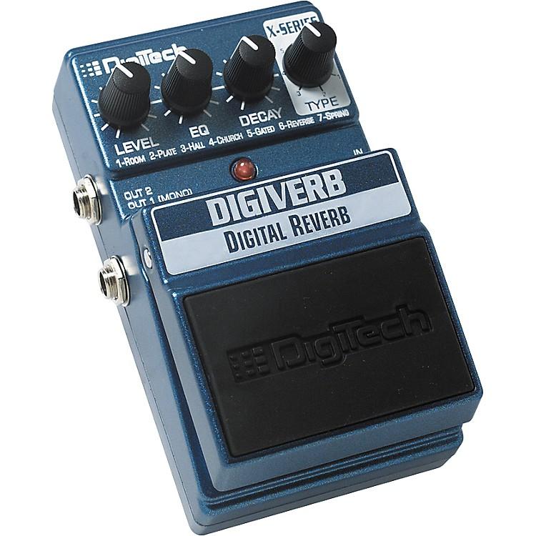 DigiTechDigiVerb Digital Reverb Pedal
