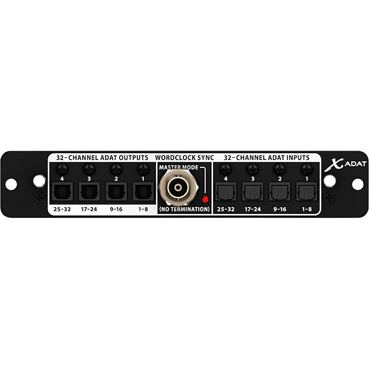 BehringerDigital Mixer Option X-ADAT
