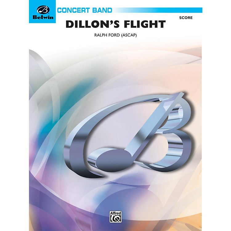 Alfred Dillon's Flight Concert Band Grade 3