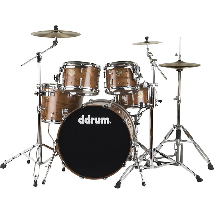 ddrum Dios Bubinga 5-Piece Shell Pack