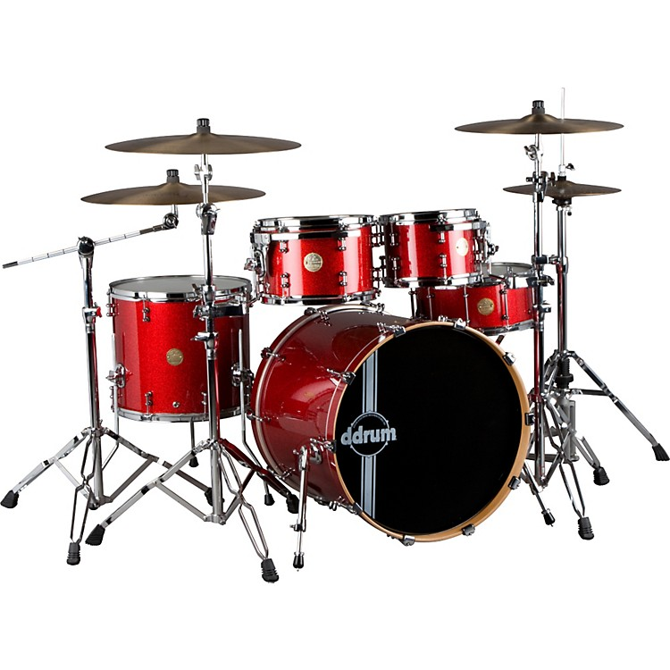 ddrumDios Maple Player 5-piece Shell Pack