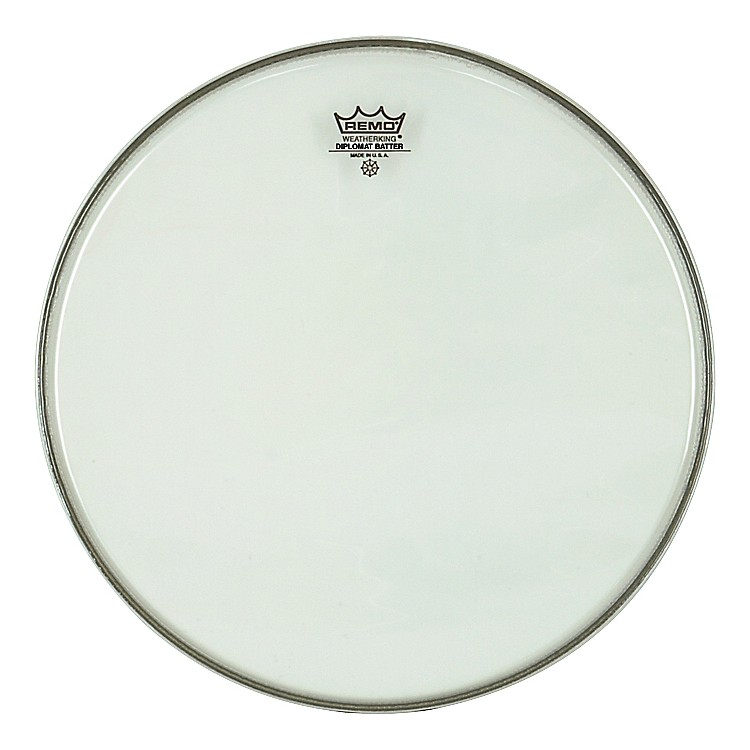 Remo Diplomat Clear Batter  12 in.