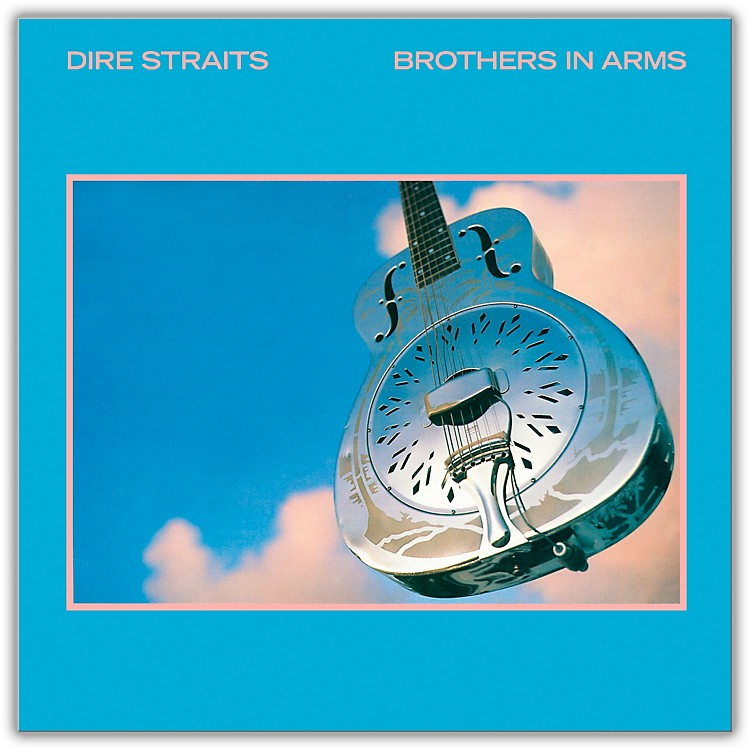 WEADire Straits - Brothers in Arms Vinyl LP