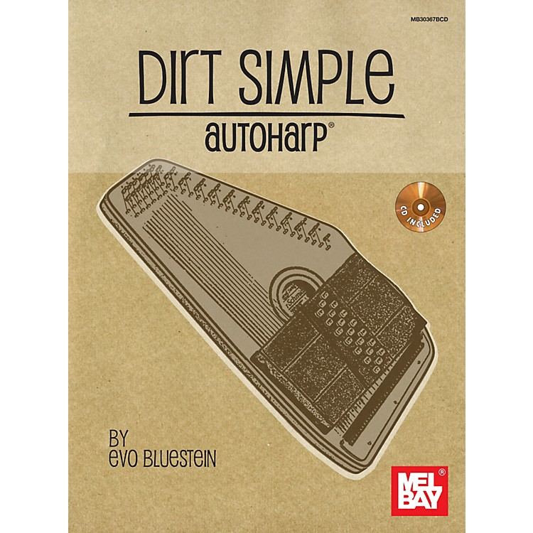 Mel Bay Dirt Simple Autoharp