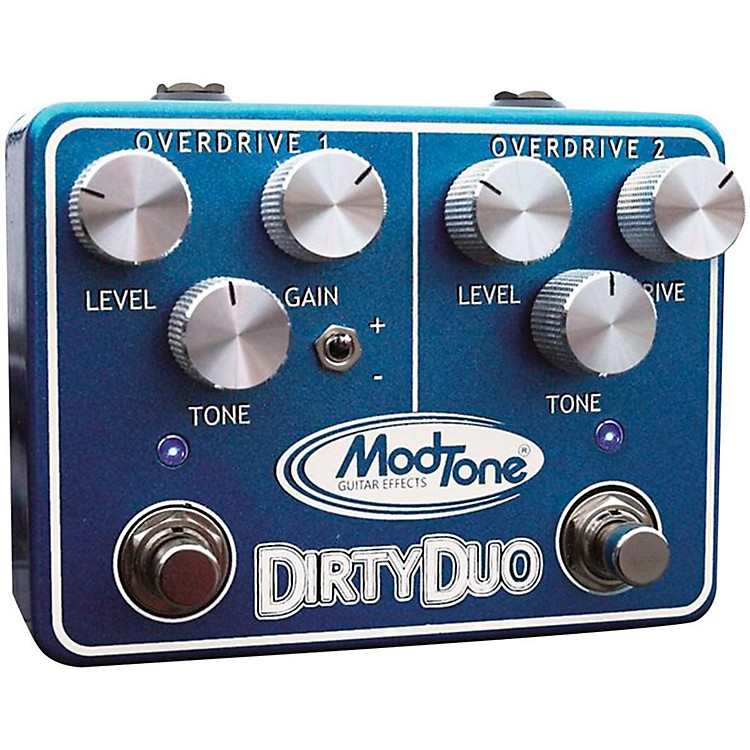ModtoneDirty Duo Guitar Effects Pedal