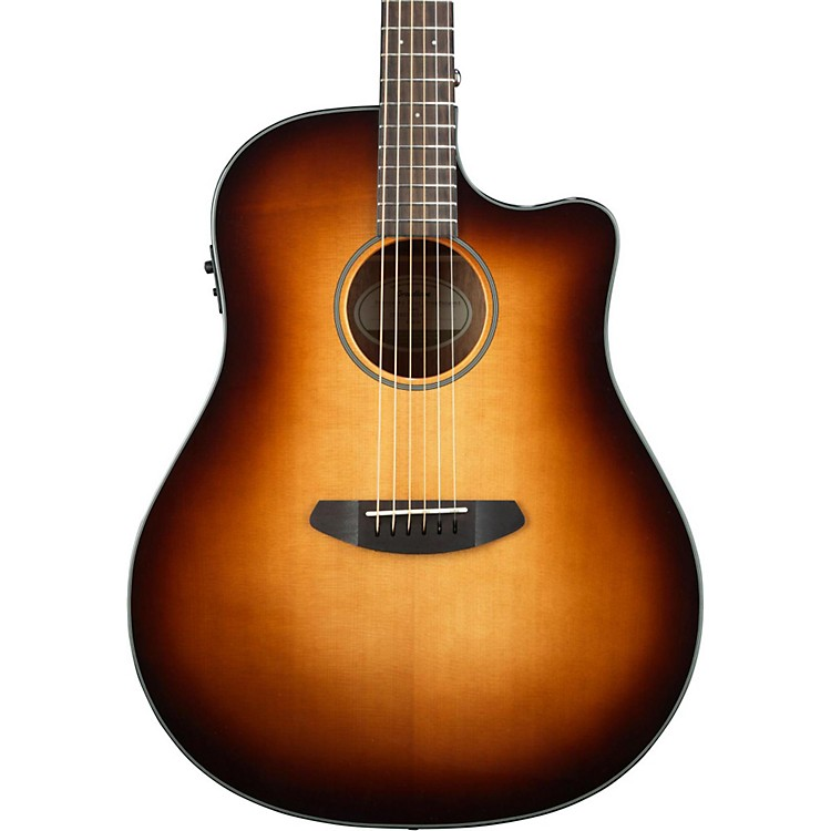 Breedlove Discovery Dreadnought CE Acoustic-Electric Guitar Sunburst