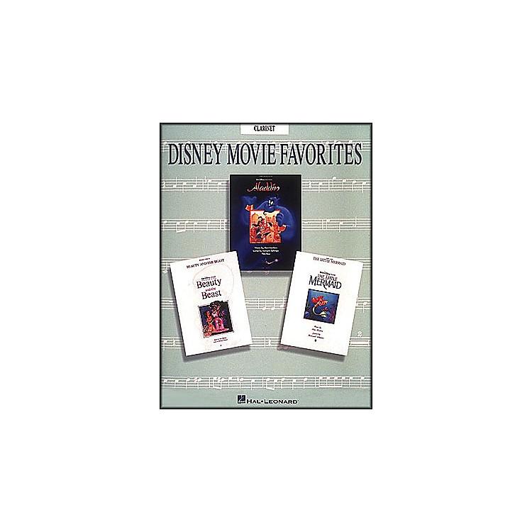 Hal LeonardDisney Movie Favorites for Clarinet
