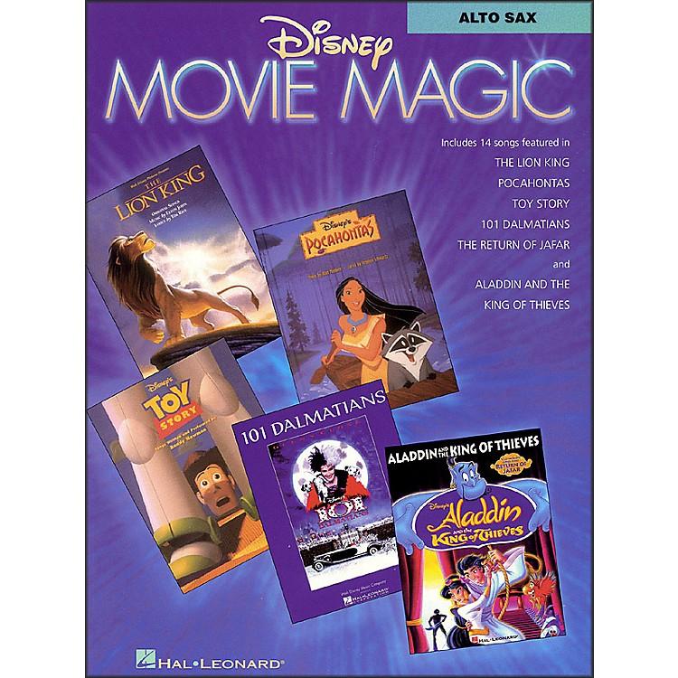 Hal LeonardDisney Movie Magic for Alto Sax