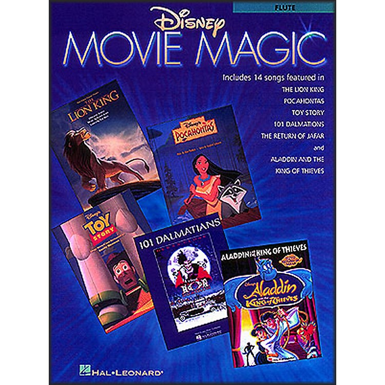 Hal Leonard Disney Movie Magic for Flute