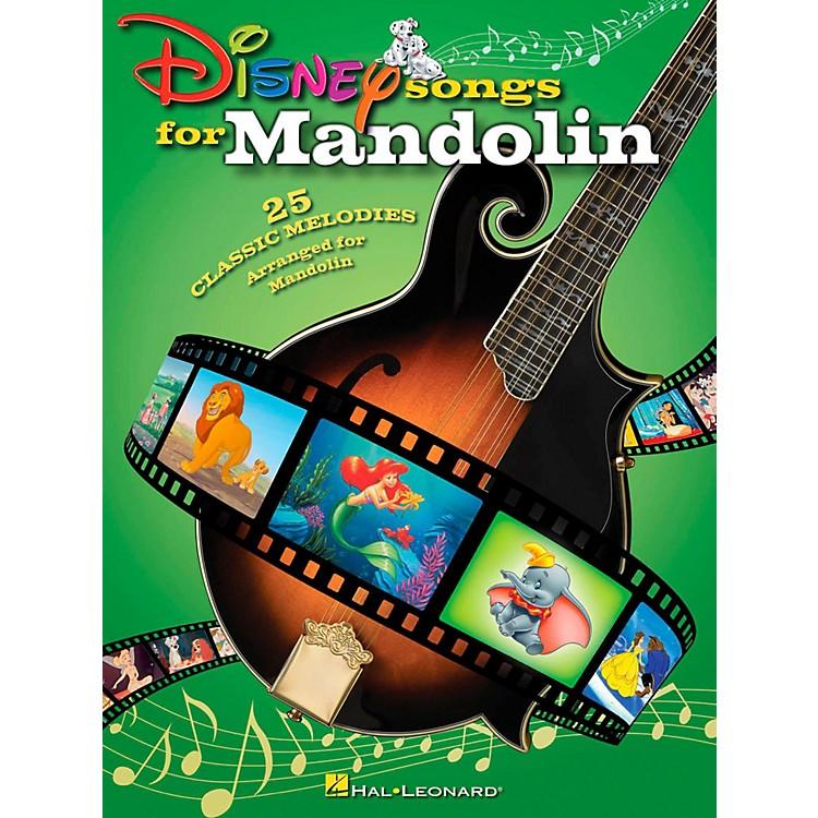 Hal LeonardDisney Songs For Mandolin