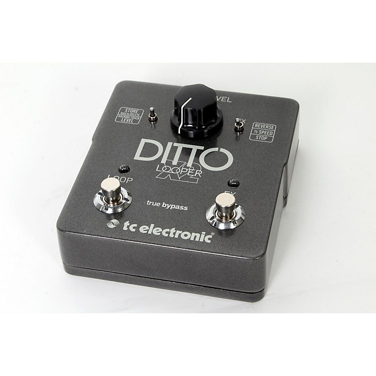 TC ElectronicDitto X2 Looper Effects Pedal888365845814