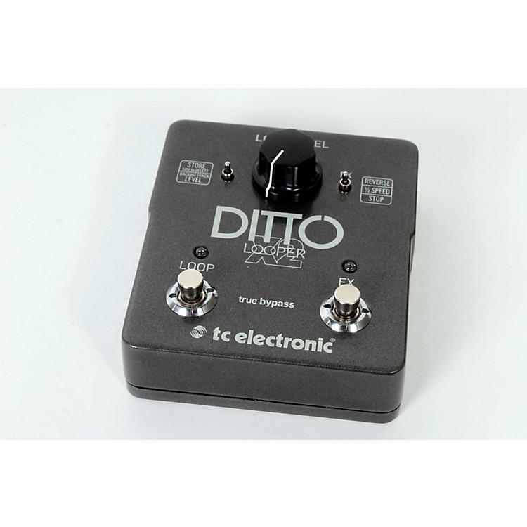 TC ElectronicDitto X2 Looper Effects PedalRegular888365824901