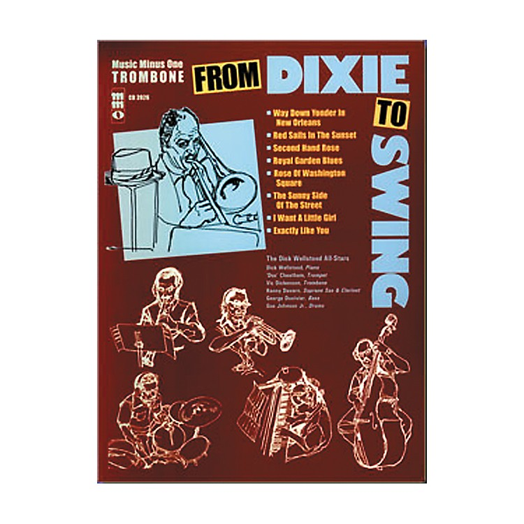 Hal LeonardDixie / Swing Trombone