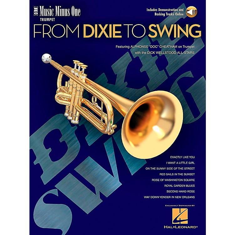 Hal Leonard Dixie To Swing Trumpet