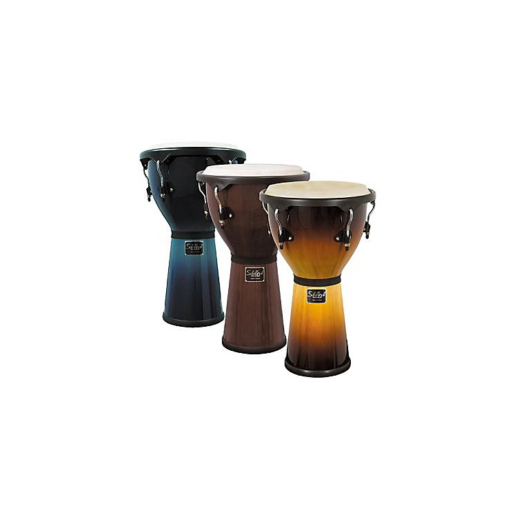Schalloch Djembe Drum Wine Red