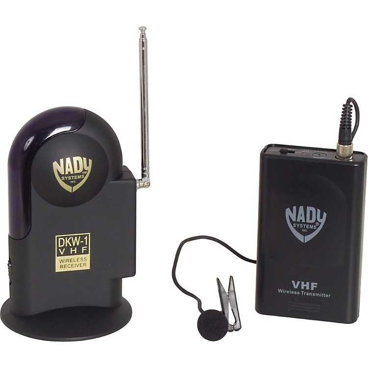 Nady Dkw-1 Lavalier Wireless System Band A (516–558 MHz)