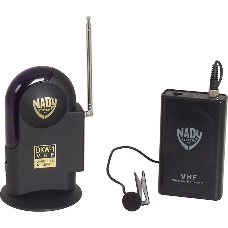 NadyDkw-1 Lavalier Wireless SystemCh A