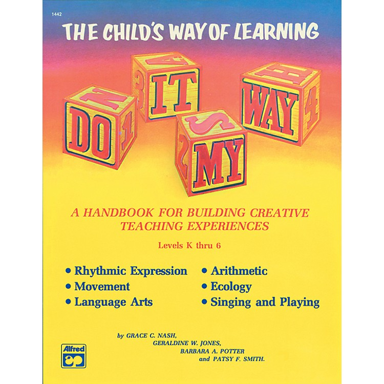 Alfred Do It My Way: Childs Way of Learning Book