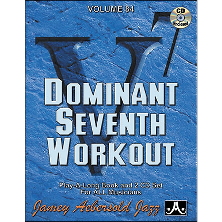 Jamey AebersoldDominant Seventh Workout Book and CDs