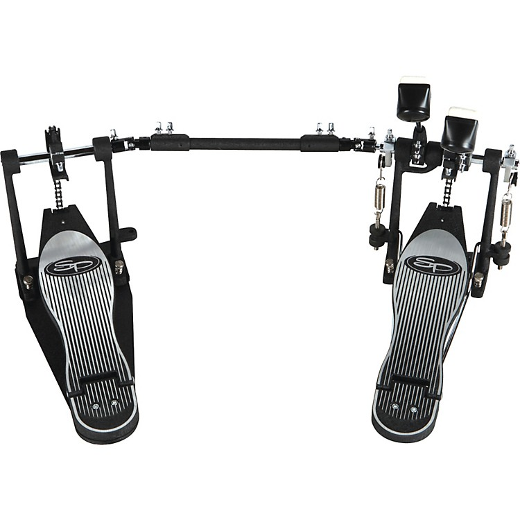 Sound Percussion Double Bass Drum Pedal With Included Hi-Hat Drop Clutch