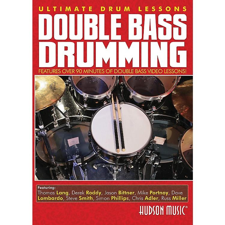 Hudson MusicDouble Bass Drumming Ultimate Drum Lessons Hudson DVD