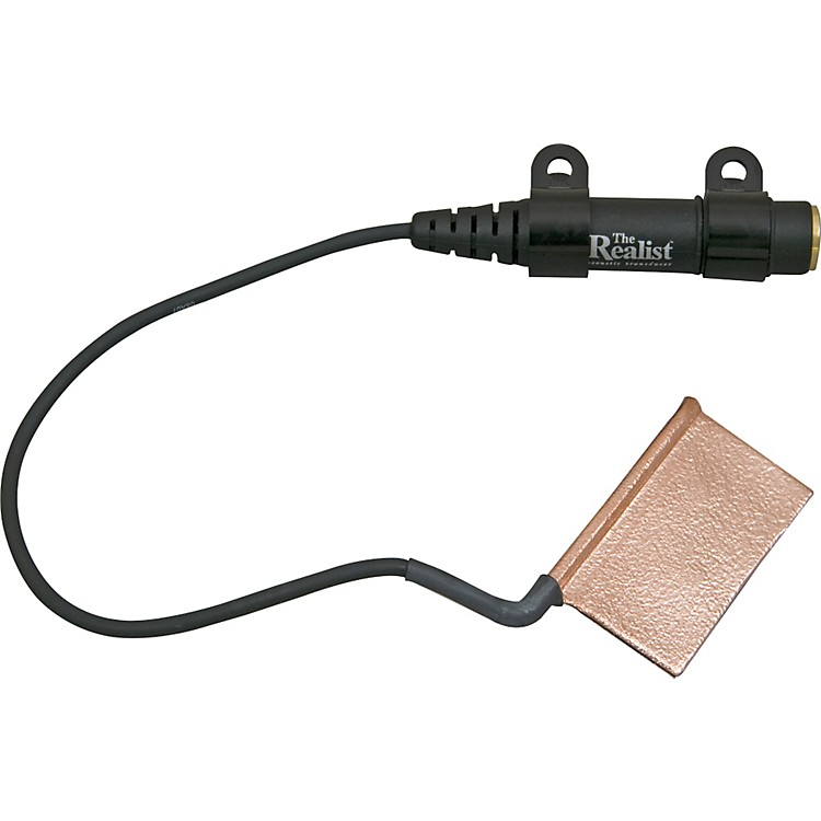The Realist Double Bass Transducer Pickup For Bass