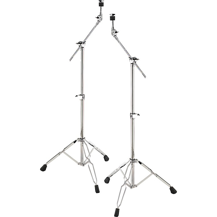 Sound Percussion Double Boom Cymbal Stands - 2-pack