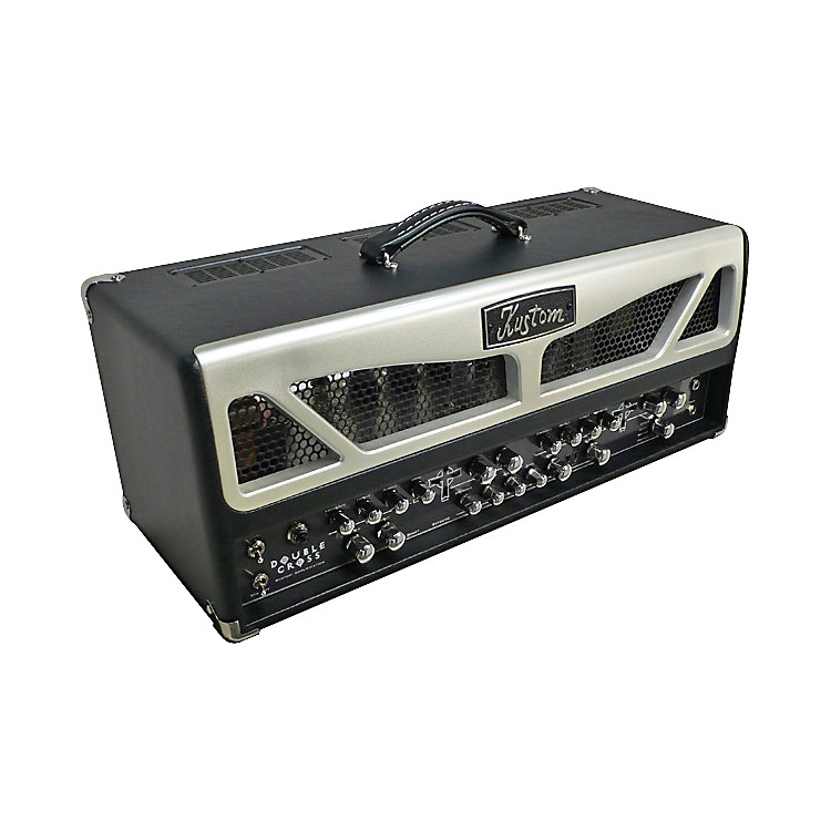Kustom Double Cross 100W Tube Guitar Amp Head