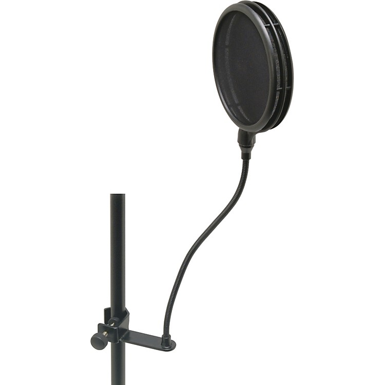 Musician's Gear Double Pop Filter 6 in.