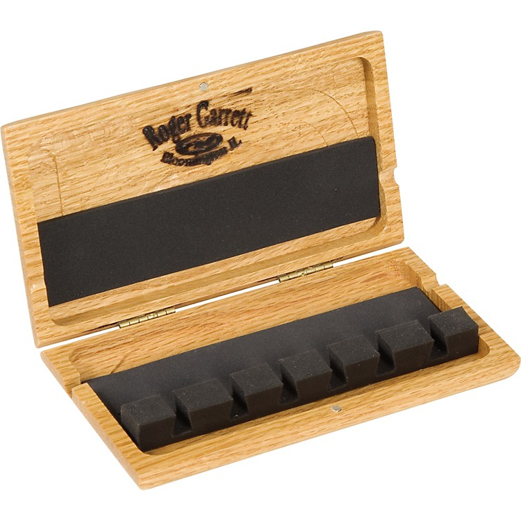 Garrett Double Reed Case Oboe - Oak