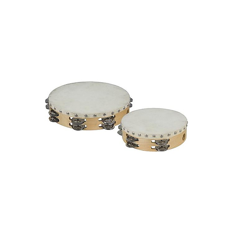 Cannon Percussion Double-Row Tambourine  10 in.
