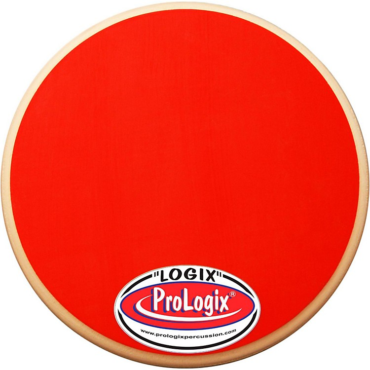 ProLogix PercussionDouble-Sided Combo Practice Pad6 in.Logix/Black Out